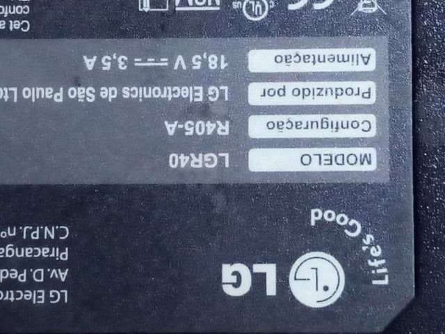 Notebook acende+ não liga sem HD e memória 100reais *  - Foto 5