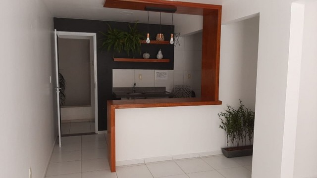 Apartamento de 01 quarto no bancários, com piscina churrasqueira e salão de festas - Foto 12