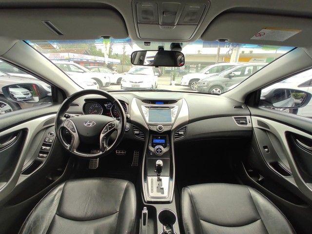 Hyundai Elantra 1.8 GLS 2013 Único Dono - Foto 2