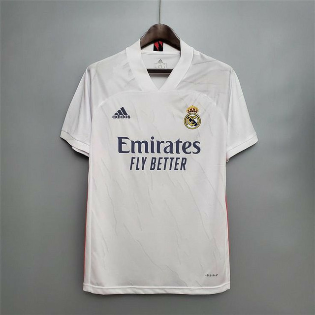 Camisa do Real Madrid 2020/21