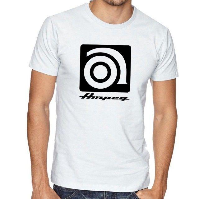 Camiseta Ampeg - cubo de baixo - Foto 2