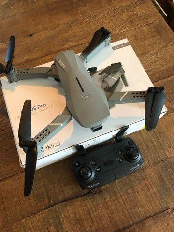 Drone E520s PRO 2 baterias R$690,00 - Foto 2