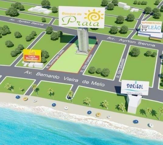 (EA)Tempo limitado 2 Quartos 1 Suíte 1 vaga 52,65m² próximo da praia Em Piedade - Foto 18