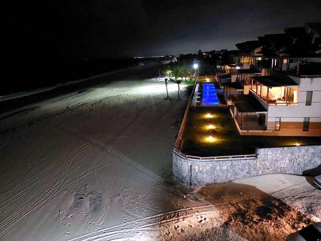 Apartamento para alugueo temporada  com pé na areia na praia do cumbuco 100 m2 - Foto 2