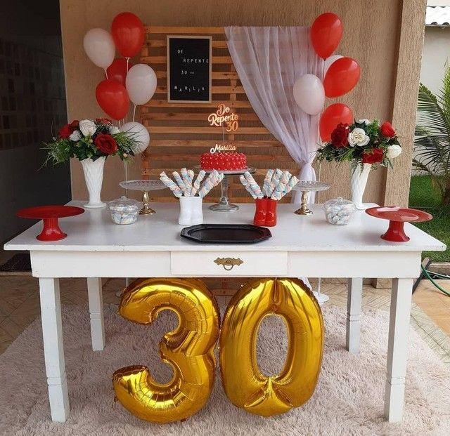 Venda de acervo de decoração de festa - Foto 6