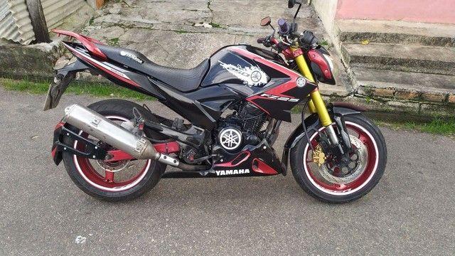 FAZER 250 TUNADA