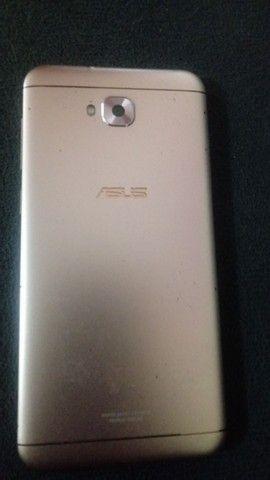 Asus Zenfone 64 GB. Funcionando perfeitamente, acompanha: carregador e 2 capinhas - Foto 2