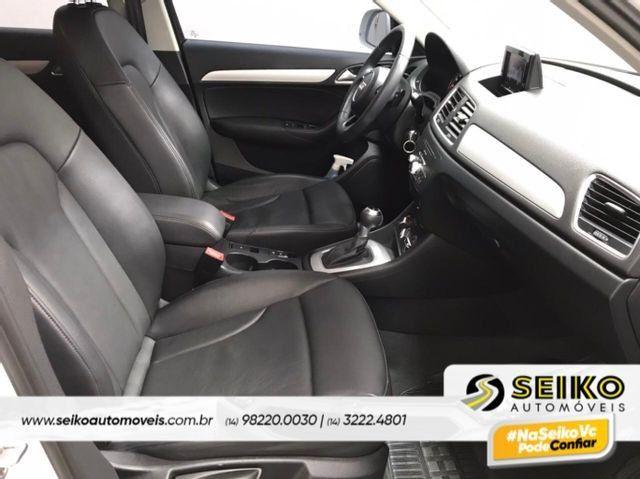 AUDI Q3 Prestige 1.4 TFSI Flex S-tronic - Foto 12