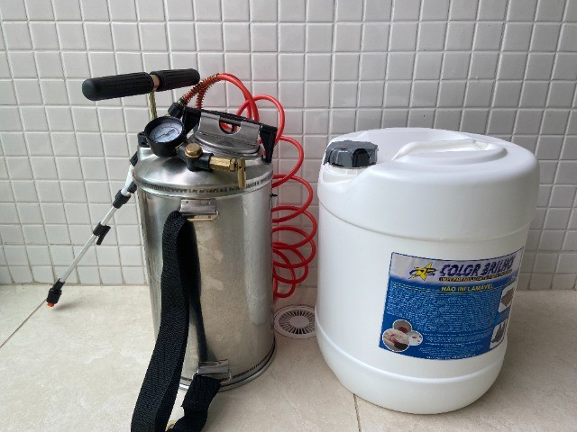 Kit completo para higienização de estofados!!! - Foto 4