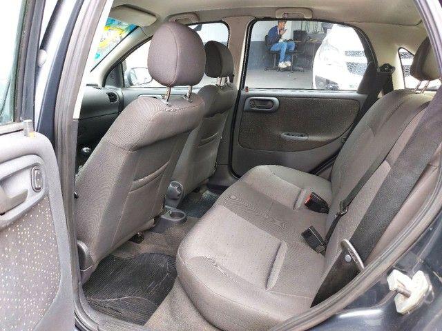 Corsa Sedan Premium 1.8 Flex 2008 COMPLETO + AIRBAG - Foto 15