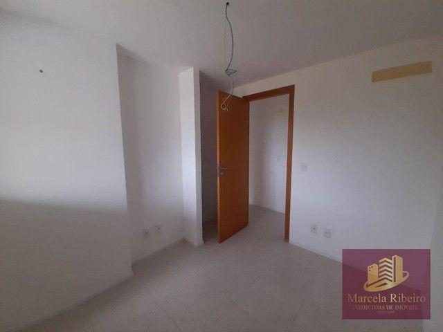 Apartamento à venda, 76 m² por R$ 439.000,00 - Porto das Dunas - Aquiraz/CE - Foto 14