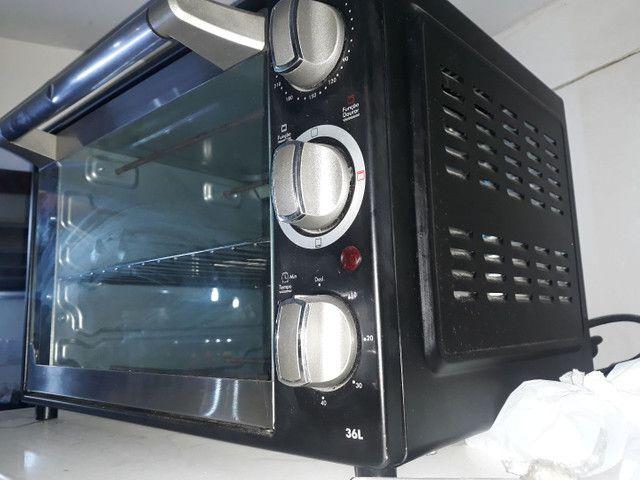Forno elétrico  na caixa - Foto 2