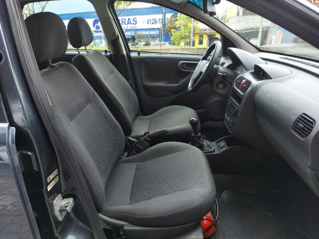 Corsa Sedan Premium 1.8 Flex 2008 COMPLETO + AIRBAG - Foto 14
