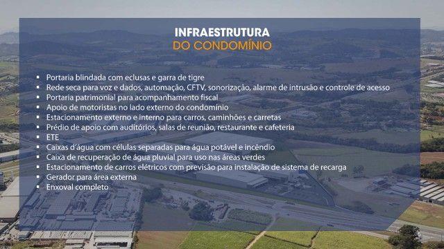 Galpão/Depósito/Armazém para aluguel possui 9956 metros quadrados - Foto 2
