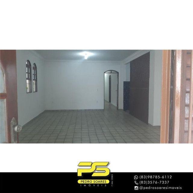 Casa com 3 dormitórios para alugar, 200 m² por R$ 2.500/mês - Castelo Branco - João Pessoa - Foto 4