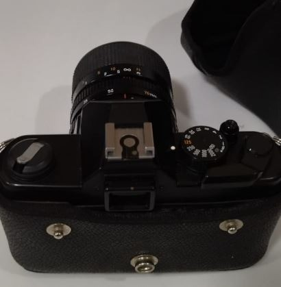 Máquina Fotográfica Yashica Fx-3 Super 2000 - Foto 2