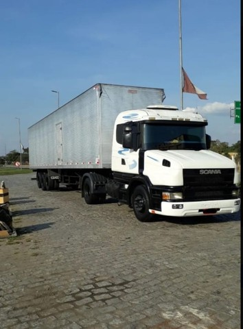 Scania 124 420 Ano 2000 - Foto 2