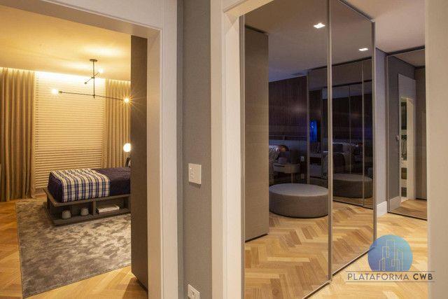 Apartamento Garden com 4 dormitórios à venda por R$ 5.052.200,00 - Cabral - Curitiba/PR - Foto 17