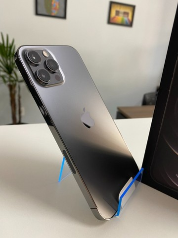 Apple iPhone 12 Pro Max (128 Gb) - Grafite - Foto 4