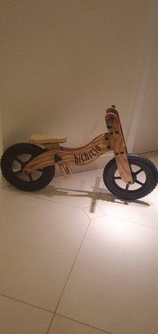 Bicicleta equilíbrio bichiclo sem pedal.