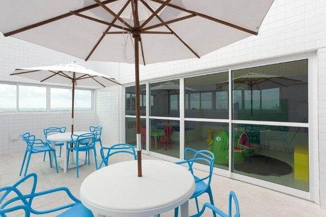 (EA)Tempo limitado 2 Quartos 1 Suíte 1 vaga 52,65m² próximo da praia Em Piedade - Foto 10