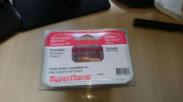 Kit Difusor de gás Hyperterm 105 A 220994 - Foto 2