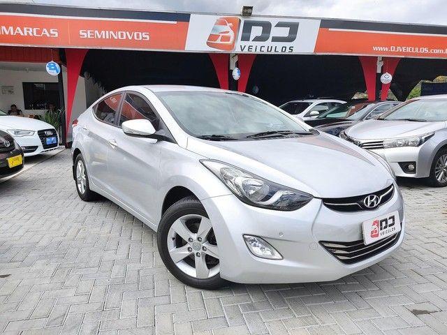 Hyundai Elantra 1.8 GLS 2013 Único Dono
