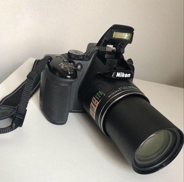 Cêmera Nikon P530 - Foto 2