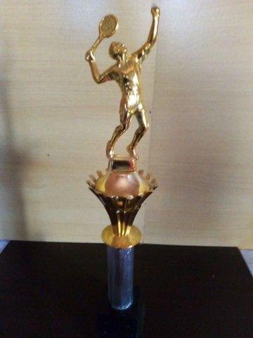 Troféu de tênis - Foto 6