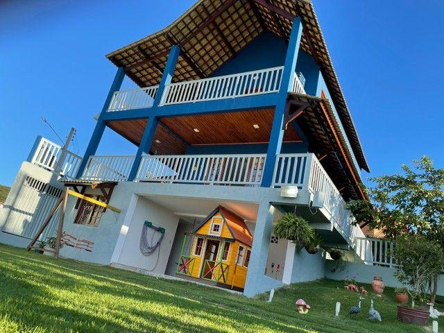 Casa com piscina aquecida em Condomínio em Gravatá