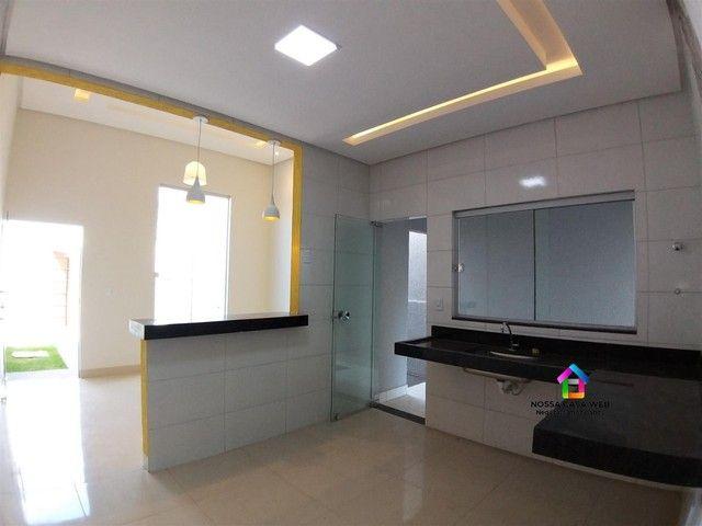 Vendo casa  98 M²com 3 quartos sendo 1 suite em Parque das Flores - Goiânia - GO - Foto 6