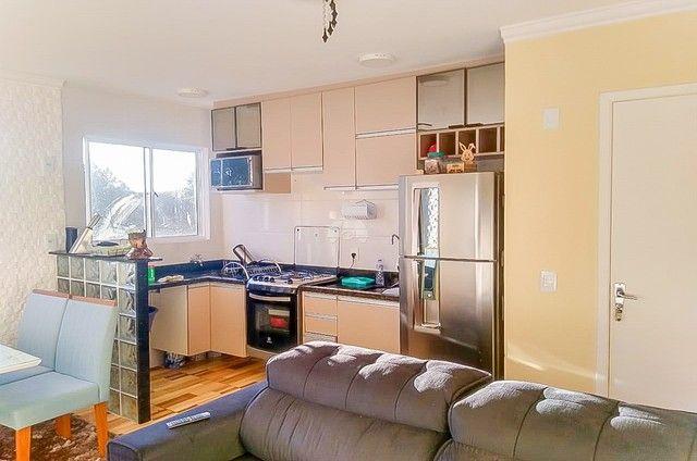 Apartamento à venda com 2 dormitórios em Jardim iruama, Campo largo cod:935942 - Foto 4