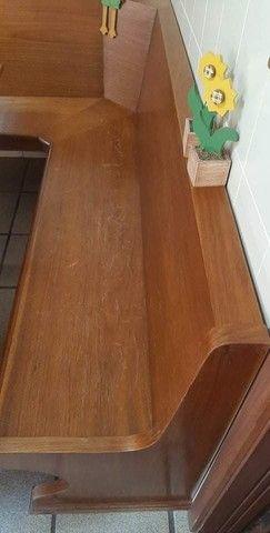 Conjunto em madeira - Foto 4