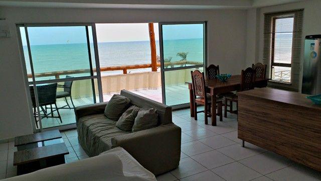 Apartamento para alugueo temporada  com pé na areia na praia do cumbuco 100 m2 - Foto 3