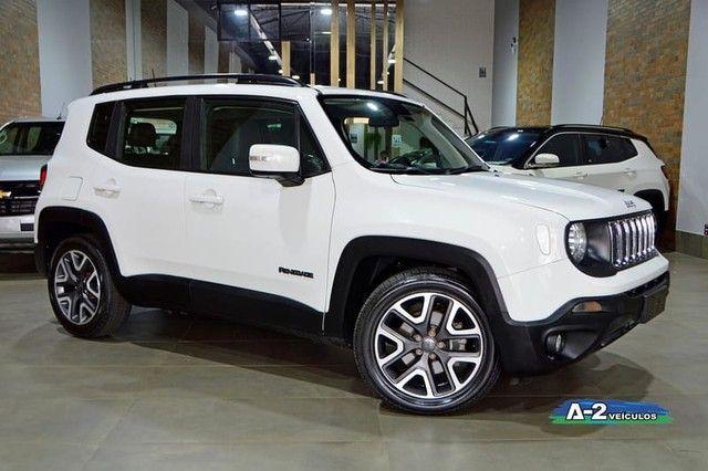 Jeep Renegade 1.8 Limited (Flex) (Aut) - 2019 - Foto 14
