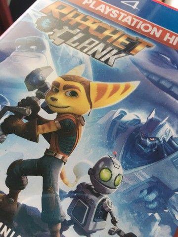 Ratchet Clank ps4 R$80,00 - Foto 4