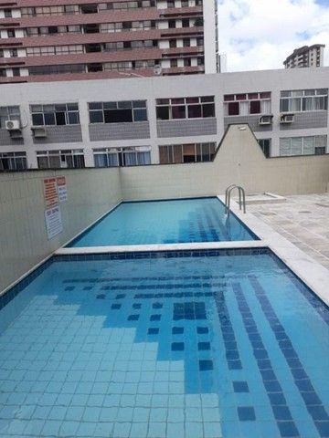 Apartamento com 3 dormitórios à venda, 94 m² por R$ 650.000,00 - Aflitos - Recife/PE - Foto 4