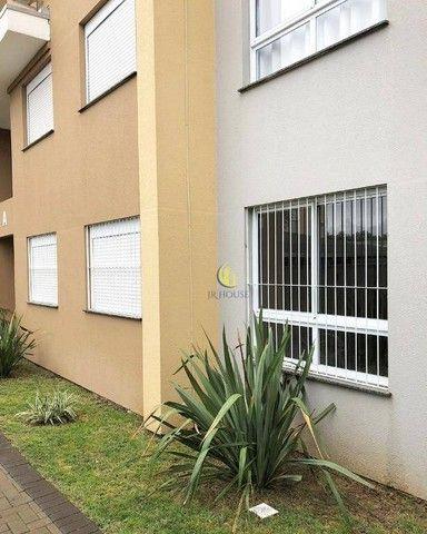 Apartamento com 2 dormitórios para alugar, 56 m² por R$ 800,00/mês - Santa Fé - Gravataí/R
