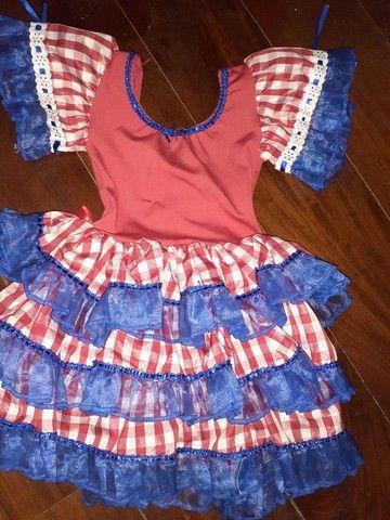 vestido de festa junina - Foto 2