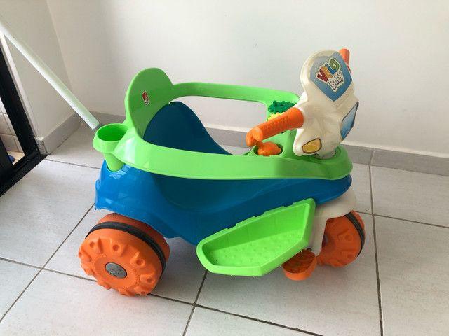 MOTOCA INFANTIL BANDEIRANTE - Foto 4