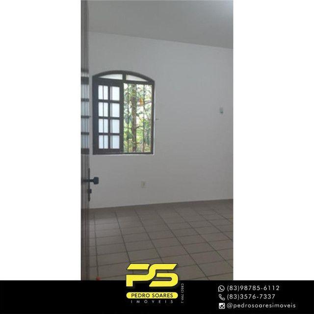 Casa com 3 dormitórios para alugar, 200 m² por R$ 2.500/mês - Castelo Branco - João Pessoa - Foto 12