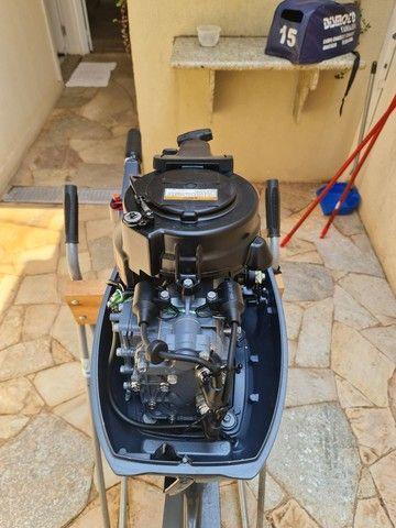 Motor de popa 15 hp yamanha  - Foto 6