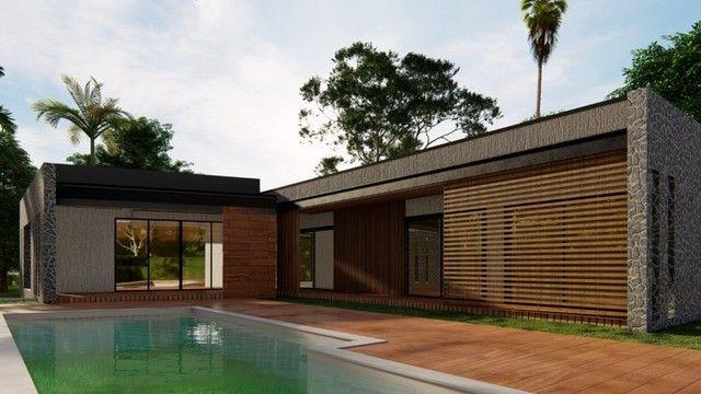 Moderna casa em condomínio fechado conceito inovador | Oficial Aldeia Imóveis  - Foto 2