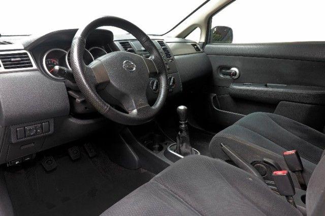 Nissan Tiida 1.8 16V MT Flex - Foto 10