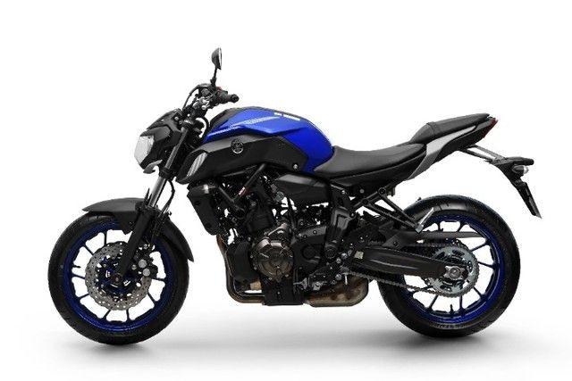 Yamaha MT 07 ABS 2021/2022 Modelo novo! - Foto 8