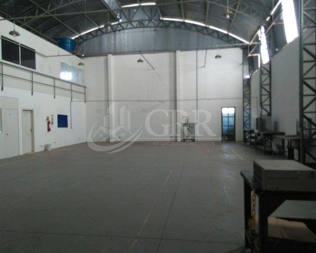 Aluguel - Galpão comercial no Jardim Aeroporto - Região Sudeste de São José dos Campos/SP - Foto 4