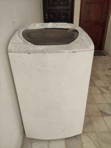 Vendo Máquina de lavar roupa Eletrolux usada - Foto 3