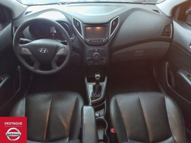 Hyundai HB20S 1.6 Automático 2018 Preto - Foto 2