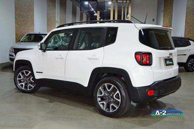 Jeep Renegade 1.8 Limited (Flex) (Aut) - 2019 - Foto 16