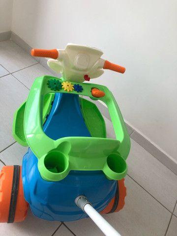 MOTOCA INFANTIL BANDEIRANTE - Foto 3